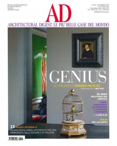 Architectural Digest Italia