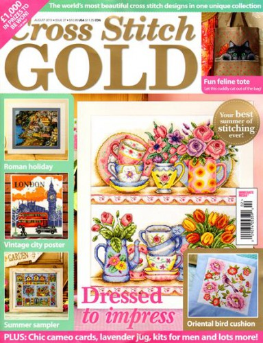 Subscribe to Cross Stitch Gold