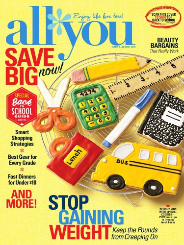 Best Price for All You Magazine Subscription