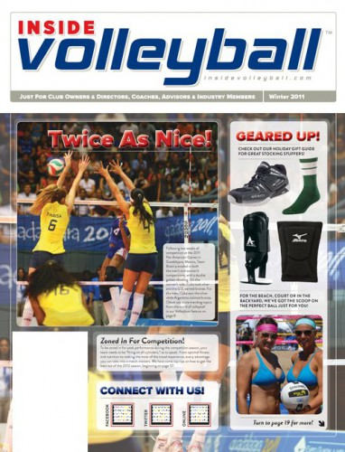 Subscribe to Inside Volleyball