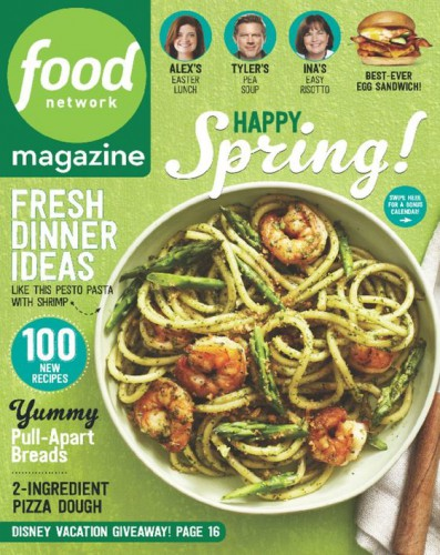 Best Price for Food Network Magazine Subscription