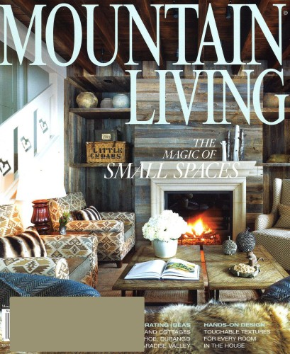 Subscribe to Mountain Living