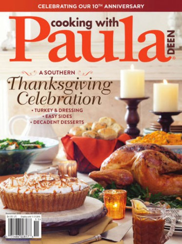 Subscribe to Cooking With Paula Deen