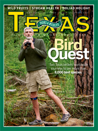 Subscribe to Texas Parks & Wildlife