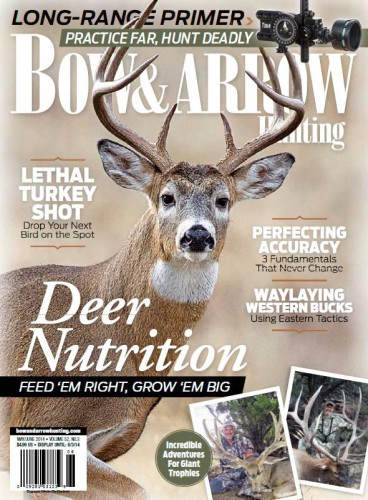 Best Price for Bow & Arrow Hunting Magazine Subscription
