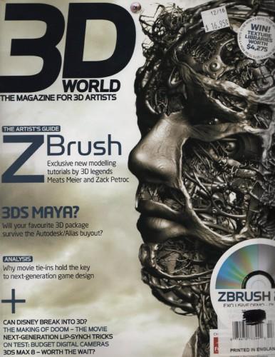 3D World Magazine (UK)