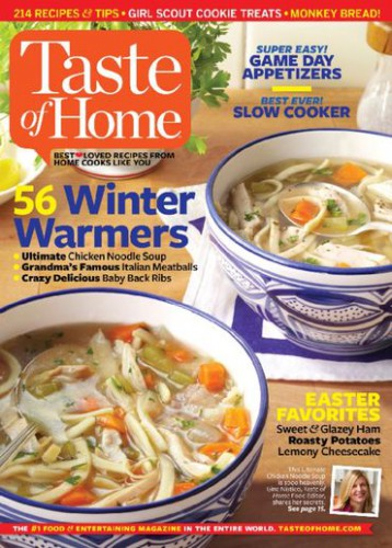 Best Price for Taste of Home Magazine Subscription