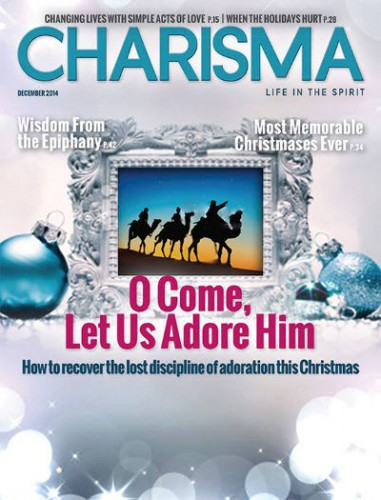 Subscribe to Charisma