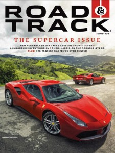 Subscribe to Road & Track