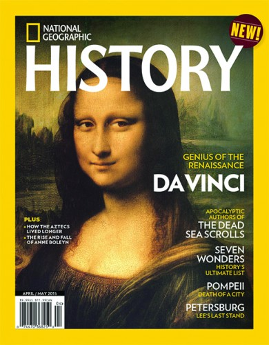 Subscribe to National Geographic History