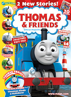 Subscribe to Thomas & Friends
