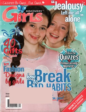 Best Price for Discovery Girls Magazine Subscription