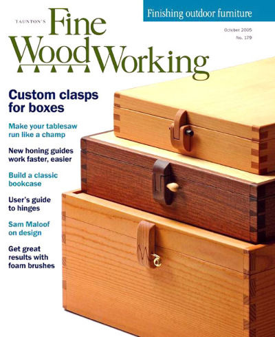 Fine Woodworking Magazine Subscription from $34.95. Compare Magazine ...