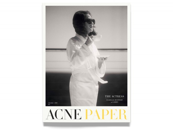 Acne Paper