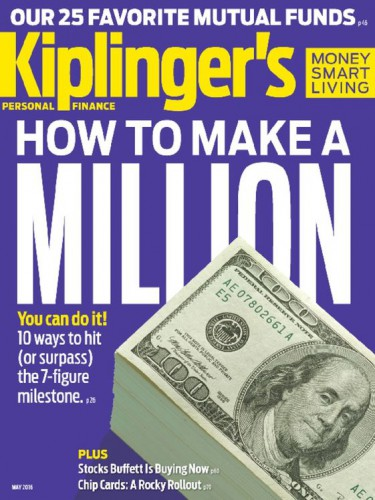 Subscribe to Kiplinger's Personal Finance