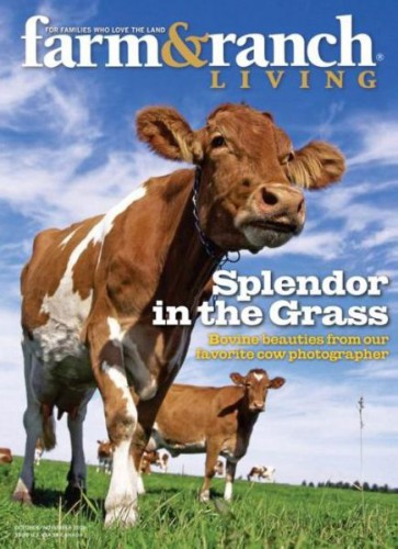 Subscribe to Farm & Ranch Living