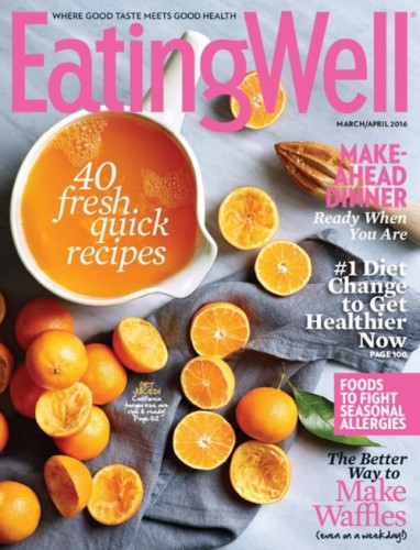 Best Price for Eating Well Magazine Subscription