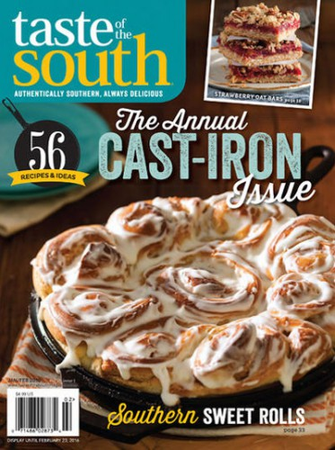 Subscribe to Taste of the South