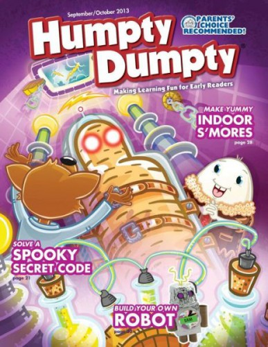Subscribe to Humpty Dumpty