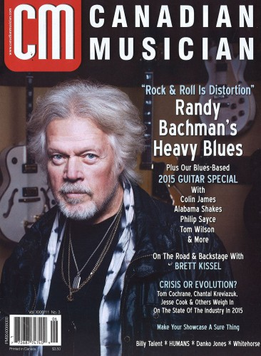 Subscribe to Canadian Music Magazine