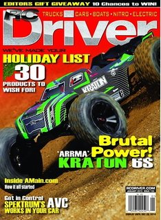Best Price for RC Driver Magazine Subscription