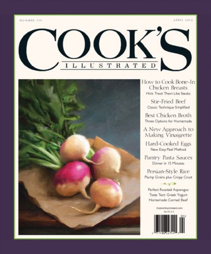 Subscribe to Cook's Illustrated