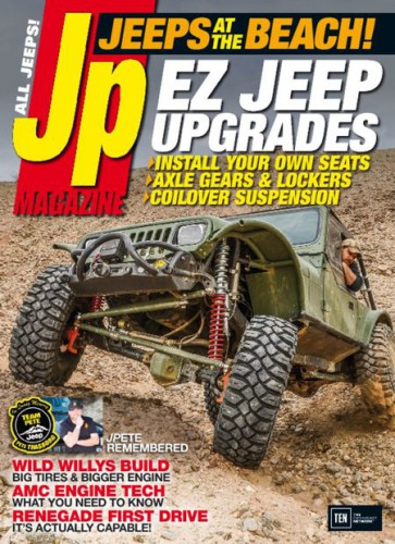 Subscribe to JP Magazine