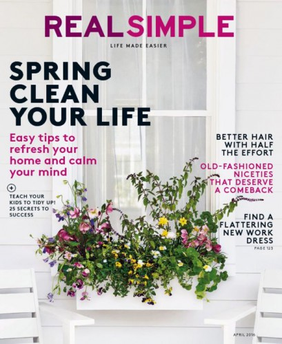 Subscribe to Real Simple