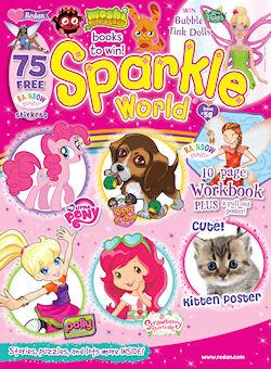 Best Price for Sparkle World Magazine Subscription