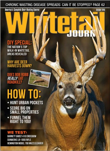 Subscribe to Whitetail Journal