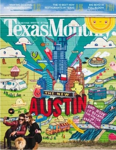 Best Price for Texas Monthly Magazine Subscription