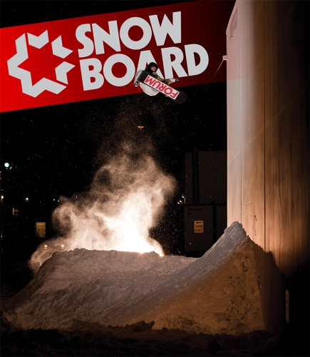 Subscribe to Snowboard