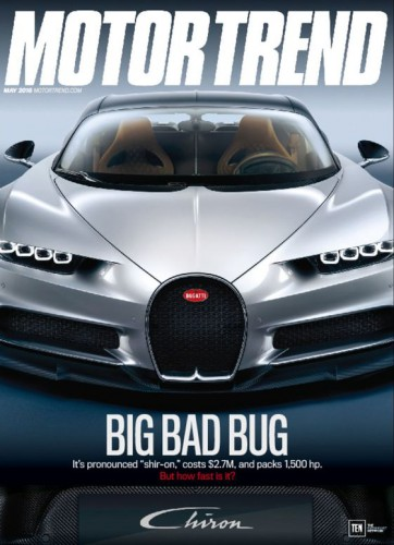Subscribe to Motor Trend