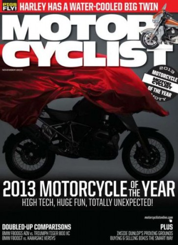 Best Price for Motorcyclist Magazine Subscription