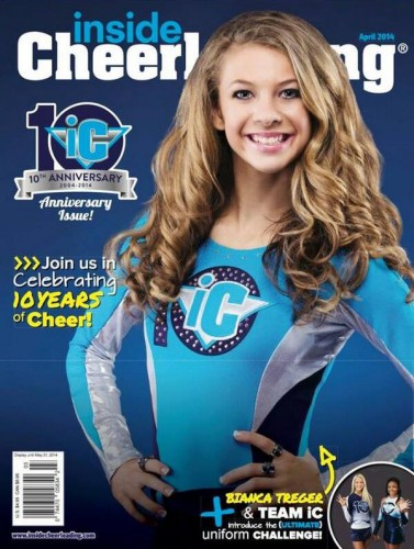 Subscribe to Inside Cheerleading