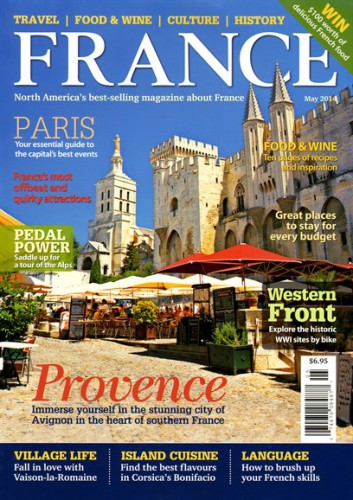 Best Price for France Magazine Subscription