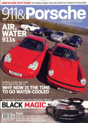 911 and Porsche World Magazine