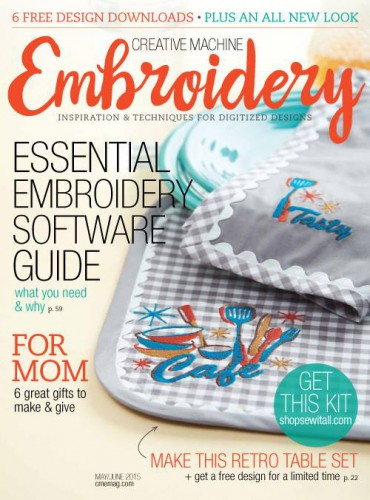 Subscribe to Creative Machine Embroidery