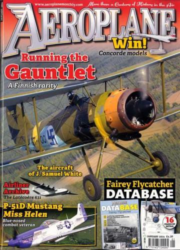 Aeroplane Magazine