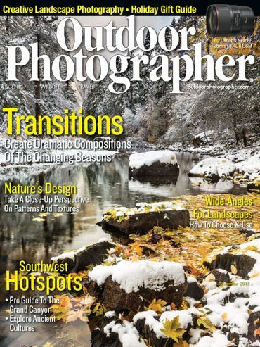 Subscribe to Outdoor Photographer