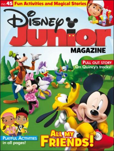 Subscribe to Disney Junior