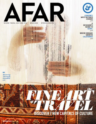 Best Price for Afar Magazine Subscription