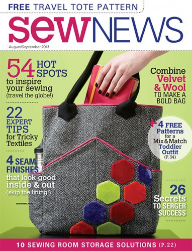Subscribe to Sew News