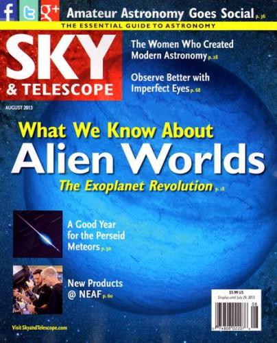 Subscribe to Sky & Telescope