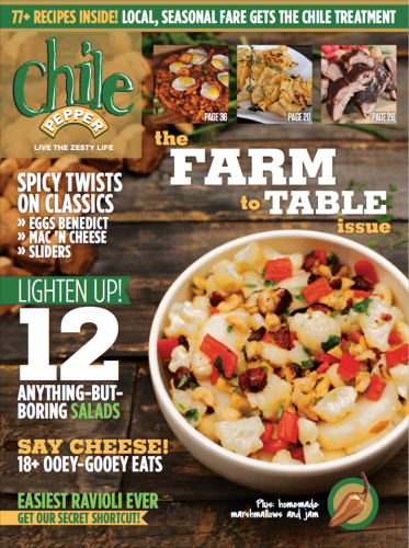 Best Price for Chile Pepper Magazine Subscription