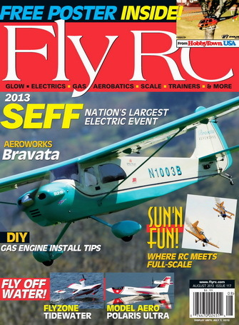 Best Price for Fly RC Magazine Subscription