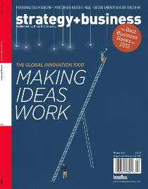Best Price for strategy+business Magazine Subscription