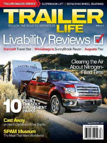 Best Price for Trailer Life Magazine Subscription