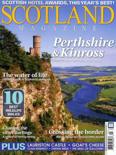 Best Price for Scotland Magazine Subscription