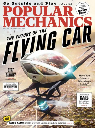 Subscribe to Popular Mechanics